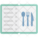 Menu Menu Card Food Menu Icon