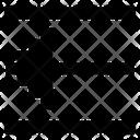 Menu arrow Icon
