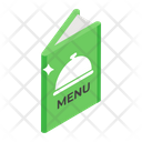 Menu Card Food Menu Menu Book Icon