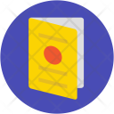 Menu Card Icon