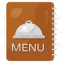 Menu Card Food Menu Order Menu Icon