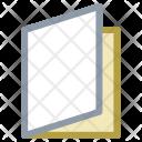Book Menu Card Icon