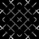 Menu Grid Icon