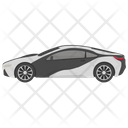 Mercedes Sports Car Car Icon