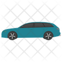 Mercedes Passenger Car Car Icon