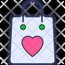 Merchandise Bag Shopping Icon