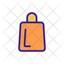Takeout Package Contour Icon