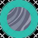 Mercury Planet Galaxy Icon