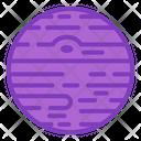 Mercury Space Science Icon