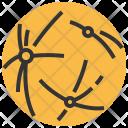 Mercury Planet Solar Icon