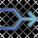 Merge Join Mix Icon