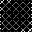 Merge Arrows Edit Tools Icon