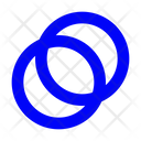 Merge Dragging Arrow Icon