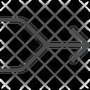 Merge Tool Merge Tool Symbol Merge Tool Sign Icon