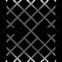 Merge Arrows Condense Icon