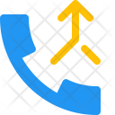Merge Call Phone Icon