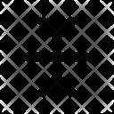 Merge Horizontalarrow Icon