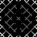 Merge vertical arrow Icon