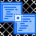 Merger Code Development Icon