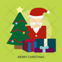 Merry Christmas Day Icon