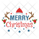 Merry Christmas Icon