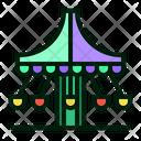 Carnival Merry Go Icon