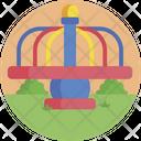 Merry Go Round Park Game Icon