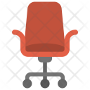 Mesh Chair Seat Icon