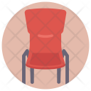Chair Mesh Furniture Icon