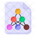 Neural Network Mesh Topology Mesh Network Icon