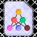 Neural Network Mesh Topology Mesh Network Icon