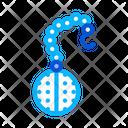 Mesh Spoon Filtering Icon