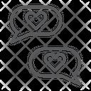 Love Message Romance Icon
