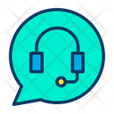 Chat Chat Bubble Customer Support Icon