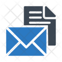 Message Email File Icon