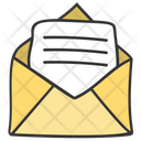 Email Message Text Icon