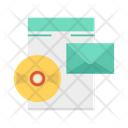 Message Mail Inbox Icon