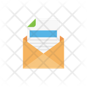 Message Mail Document Icon