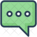 Education Bubble Chat Icon