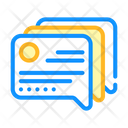 Review Quote Frame Icon