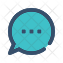Message Chat Typing Icon