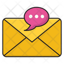 Message Email Envelope Icon