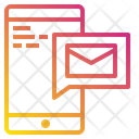 Smartphone Mail Message Icon