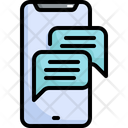 Message Chat Online Icon