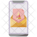 Message Party Phone Icon