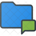 Message Chat Directory Icon