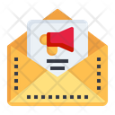 Message Advertising Communication Icon