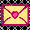 Message Envelope Marriage Icon