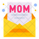 Message Email Latter Icon