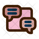 Message Chat Chatting Icon
